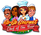 Go Go Gourmet: Chef of the Year - Online