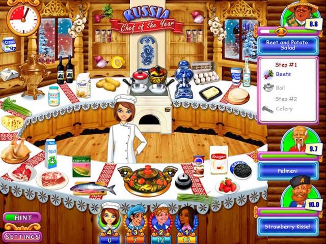 Bezpłatne pobieranie Go Go Gourmet: Chef of the Year