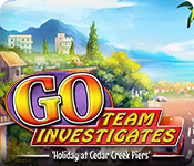 GO Team Investigates 2: Holiday at Cedar Creek Piers
