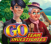 GO Team Investigates: Solitaire and Mahjong Mysteries Game Featured Image