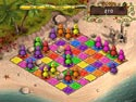 in-game screenshot : Gobs of Fobs (pc) - Colorful puzzles in the land of Grundo!