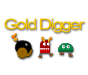 Buy PC games online, download : Gold Digger