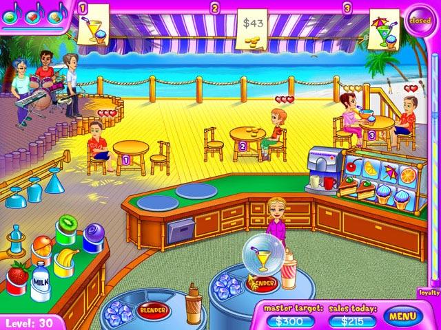 تحميل لعبة Golden Hearts Juice Bar