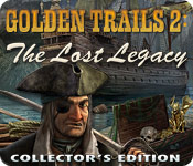 Golden Trails 2: The Lost Legacy Collector's Edition Game Featured Image