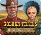 game - Golden Trails: The New Western Rush