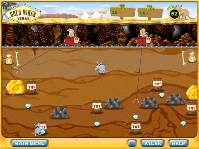 Click To Download Gold Miner Vegas