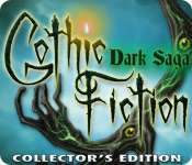 Gothic Fiction: Dark Saga Collector's Edition Game Featured Image