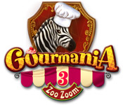 Gourmania 3: Zoo Zoom Game Featured Image