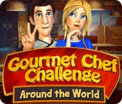 Gourmet Chef Challenge: Around the World Game Featured Image
