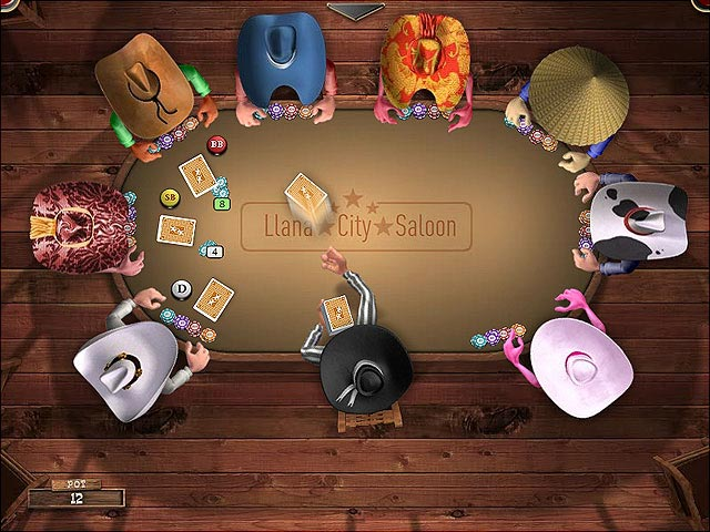 free texas holdem games for pc