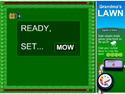 in-game screenshot : Grandma's Lawn (og) - Mow Grandma's Lawn!