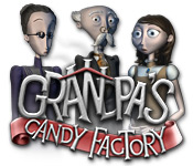 Grandpa's Candy Factory Game Featured Image