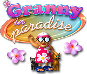 Granny in Paradise Game Featured Image
