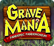 Grave Mania: Pandemic Pandemonium Game Featured Image