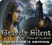 Gravely Silent: House of Deadlock Collector's Edition Game Featured Image