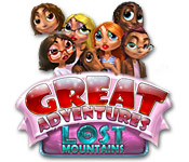 Great Adventures: Lost in Mountains for Mac Game