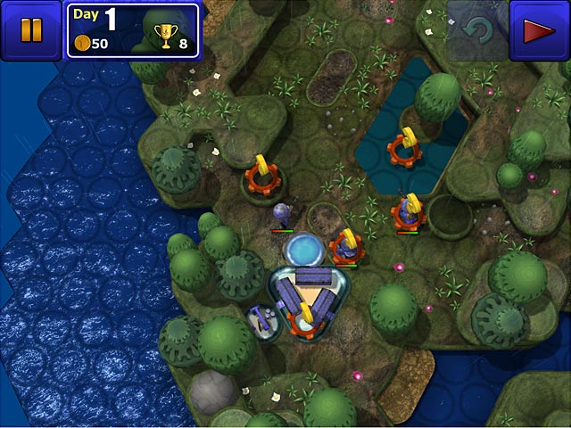 Big fish games great little war game for Big fish games facebook