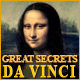Great Secrets: Da Vinci - Free game download