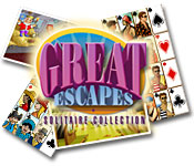 Great Escapes Solitaire Collection Game Featured Image