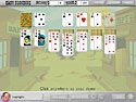 in-game screenshot : Great Escapes Solitaire Collection (pc) - A dozen kinds of fun!