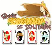 Greek Goddesses of Solitaire Feature Game