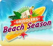 Buy PC games online, download : Griddlers Beach Season