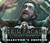 Grim Facade: A Deadly Dowry Collector's Edition casual game - Get Grim Facade: A Deadly Dowry Collector's Edition casual game Free Download