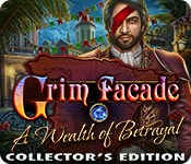 Grim Facade: A Wealth of Betrayal Collector's Edition for Mac Game