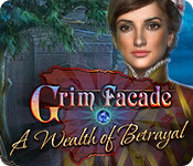 Grim Facade: A Wealth of Betrayal Game Featured Image