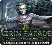 Buy PC games online, download : Grim Facade: Broken Sacrament Collector's Edition