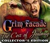 Grim Facade: Cost of Jealousy Collector's Edition - Mac