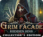 Grim Facade: Hidden Sins Collector's Edition Game Featured Image