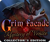 Grim Facade: Mystery of Venice Collector's Edition Game Featured Image