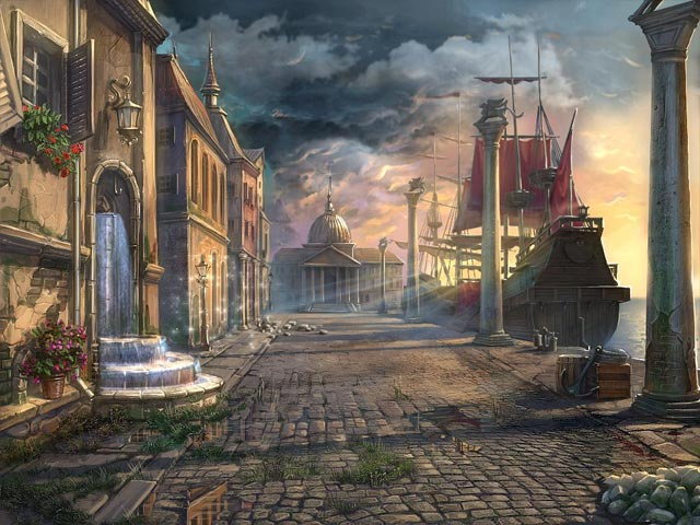 Grim Facade: Mystery of Venice Collector's Edition - Solve the Mystery of Venice!