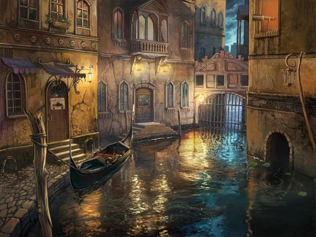 Bezpłatne pobieranie Grim Facade: Mystery of Venice Collector's Edition