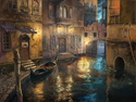 in-game screenshot : Grim Facade: Mystery of Venice Collector's Edition (pc) - Solve the Mystery of Venice!