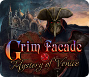 Grim Facade: Mystery of Venice Game Featured Image