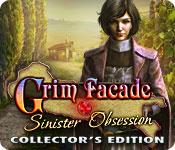 Grim Facade: Sinister Obsession Collector's Edition for Mac Game