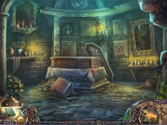 Gra Grim Facade: Sinister Obsession Collector's Edition Gra Bezpłatne