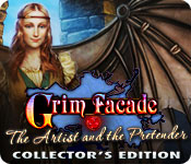 Grim Facade: The Artist and The Pretender Collector's Edition for Mac Game