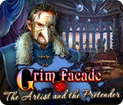 Grim Facade: The Artist and the Pretender Game Featured Image