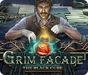 Grim Facade: The Black Cube for Mac Game