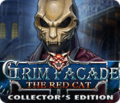 Grim Facade: The Red Cat Collector's Edition for Mac Game