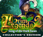 Grim Legends 2: Song of the Dark Swan Collector's Edition Game Featured Image