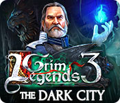 Grim Legends 3: The Dark City for Mac Game
