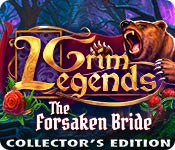 Grim Legends: The Forsaken Bride Collector's Edition Game Featured Image
