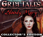 Grim Tales: Bloody Mary Collector's Edition Game Featured Image