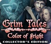 Grim Tales: Color of Fright Collector's Edition Game Featured Image