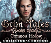 Grim Tales: Crimson Hollow Collector's Edition Game Featured Image