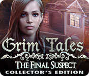 Grim Tales: The Final Suspect Collector's Edition Game Featured Image
